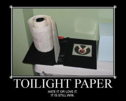 Toilight paper by kaihim
