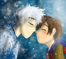 Jack Frost Nipping At Your Nose by HezuNeutral