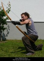 Archer's Longbow 9 by syccas-stock