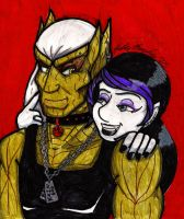 Kain and Me by Little-Katydid