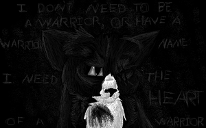 Heart of a Warrior by Silvy-Fret