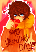 Valentines Day 2013 by Mishhe-KHT
