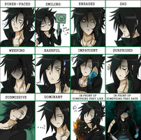 cyril ::  Expression Meme  :: by bachadark93