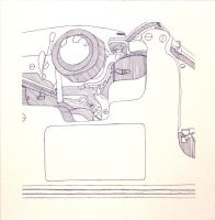 typewriter by Was-Is-Willbe