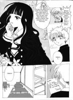 CCS Doujinshi:FirstKiss Page10 by barbypornea