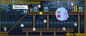 SMW Ghost House sig by DarkPhazon395