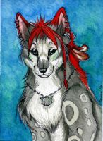 ACEO: Eleweth by Suane