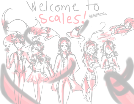Welcome To Scales by Addisionella