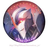 TFP _Starscream_ badge by H-E-E-R-O-Y-U-Y