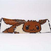 Eevee 1.5' Bracelet by CarrieBea