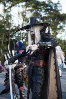 Vampire hunter D 2013 by Dakatsu1112