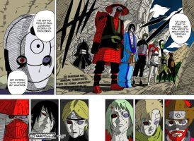 Six Paths of Pain full color by beauryan101