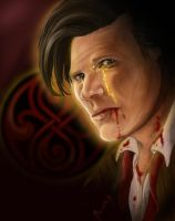 Rassilon's Wrath by Phoenix-Cry