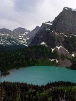 Glacier National Park IV by Geotripper