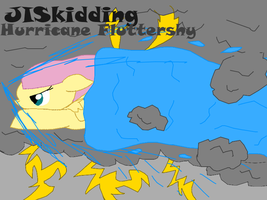[COMING SOON] Hurricane Fluttershy poster by Hyperwave9000