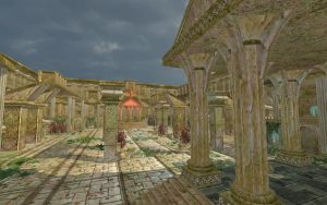 Greek 3D City by JelleTuls