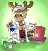 Doctor TonyTony Chopper by Donffy