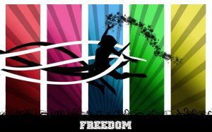 Freedom Multi by AlanSmithers