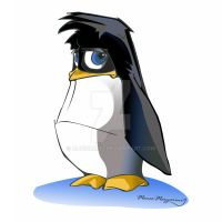 PEN-THE-PENGUIN by AlviNxNeil