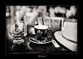 Life is good by calimer00