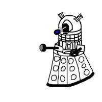 Explain to the Dalek. by Fruits-and-Spears