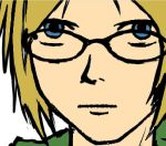 Al AKA Link with Glasses by wee-free-fayries