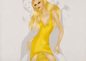 that_yellow_versace_dress by ren-see