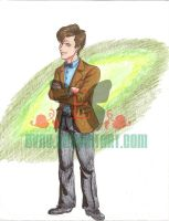 Doctor Who-The 11th Doctor by E-vay