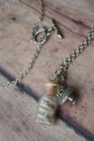 get lost mushroom necklace by itslina