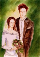 Breaking Dawn Wedding Photo 2 by LittleSeaSparrow