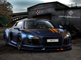 Skywalker Design Matte R8 by skywalkerbatuhan