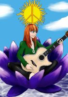 Mom the Musician by TheArtgrrl