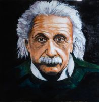Albert Einstein by vinny53