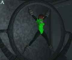 GL in space prison by MndlessEntertainment