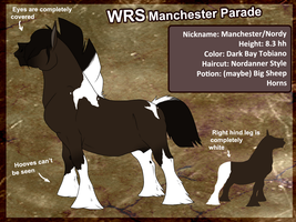 WRS Manchester Parade by Sharkic-ii