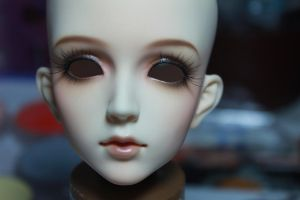 MigiDoll Jina_Face Up by SheCow