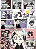 MCR comic - another HAIR prob by Chocoreaper