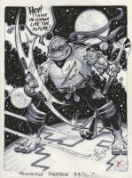 Star Trek Raphael by MichaelDooney