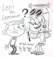 Leni the Lenience by komi114