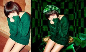 St-patrick-day-before-after by Polinamay