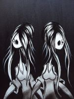 the Twin Sisters by Raggatron