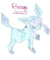 Glaceon by RoXoS92