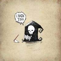 I Hate You by ensombrecer