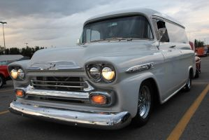 Chevy Panel Truck by KyleAndTheClassics