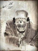 Vic Rattlehead by ccbgb