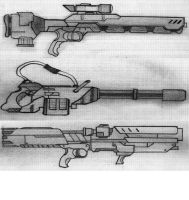 Weapon Set 1 by Dreamer02
