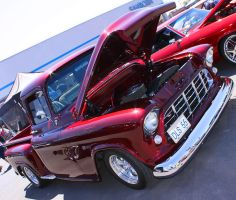 55 Chevy Truck by StallionDesigns