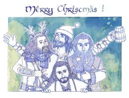 Merry Christmas 2014 ! by lilis-gallery