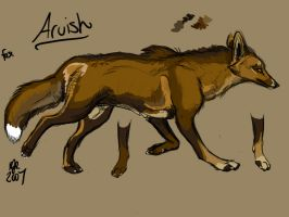 Arvish Reference by Arvish
