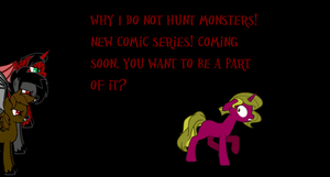 New Comic Series Coming Soon!! (Want to be in it?) by wezzie1